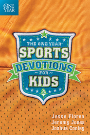 The One Year Sports Devotions for Kids - eBook  -     By: Jesse Florea, Jeremy Jones, Joshua Cooley