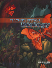 Biology Grade 10--Lab Manual Teacher's Edition (3rd Edition)   -