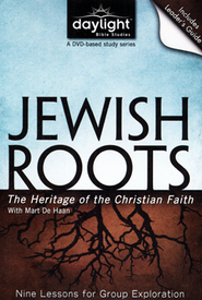 Jewish Roots: The Heritage of the Christian Faith, DVD   -