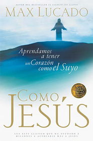 Como Jesus - eBook  -     By: Max Lucado