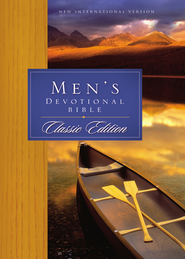 Men's Devotional Bible Classic: With Daily Devotions from Godly Men / Special edition - eBook  -