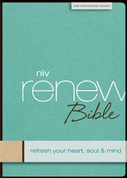 NIV Renew Bible: Refresh Your Heart, Soul and Mind / Special edition - eBook  -     By: Zondervan