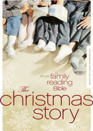 The Christmas Story from the Family Reading Bible / Special edition - eBook  -     Edited By: Doris Rikkers