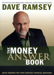 The Money Answer Book (Repack) - Slightly Imperfect  -              By: Dave Ramsey