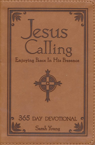 Jesus Calling, Deluxe Edition: Enjoying Peace in His Presence  -     By: Sarah Young