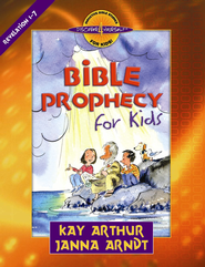 Bible Prophecy for Kids: Revelation 1-7 - eBook  -     By: Kay Arthur, Janna Arndt