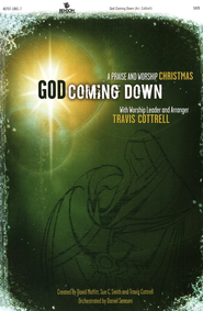 God Coming Down: A Praise & Worship Christmas   -