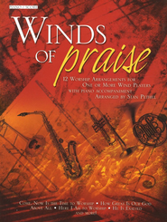 Winds of Praise (Piano/Score)   -