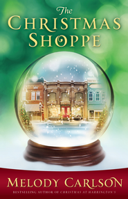 Christmas Shoppe, The - eBook  -     By: Melody Carlson