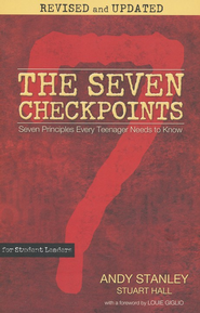 The Seven Checkpoints for Student Leaders  - Slightly Imperfect  -