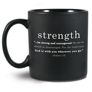 Strength (Joshua 1:9)   -