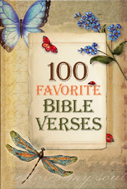 100 Favorite Bible Verses  -     By: Karla Dornacher