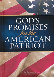 God's Promises for the American Patriot- Deluxe Edition - Slightly Imperfect  -