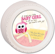 Baby Girl Tiny Box  -