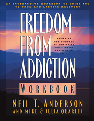 Freedom from Addiction Workbook  - Slightly Imperfect  -