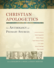 Christian Apologetics: An Anthology of Primary Sources - eBook  -     Edited By: Chad V. Meister, Khaldoun A. Sweis     By: Chad V. Meister(ED.) & Khaldoun A. Sweis(ED.)