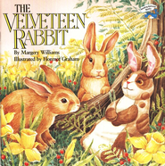 The Velveteen Rabbit, A Reading Railroad Book   -     By: Margery Williams