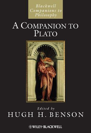 A Companion to Plato  -     Edited By: Hugh H. Benson     By: Hugh H. Benson(Ed.)