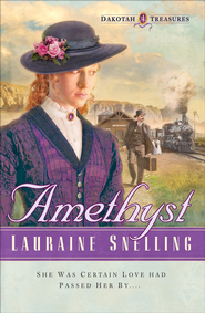 Amethyst - eBook  -     By: Lauraine Snelling