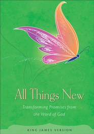 All Things New: Transforming Promises from the Word of God - eBook  -