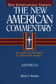 The New American Commentary Volume 3A - Leviticus - eBook  -     By: Mark F. Rooker