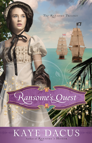 Ransome's Quest - eBook  -     By: Kaye Dacus