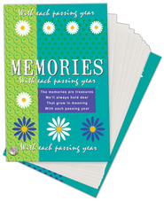 With Each Passing Year, Memories Photo Album   -