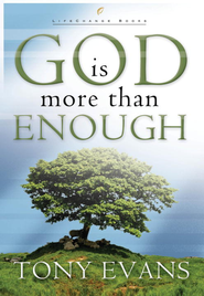 God Is More Than Enough - eBook  -     By: Tony Evans