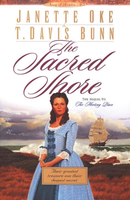 Sacred Shore, The - eBook  -     By: Janette Oke, T. Davis Bunn