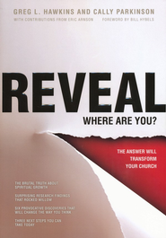 REVEAL: Where Are You?   -              Edited By: Christine Anderson                   By: Greg Hawkins, Cally Parkinson
