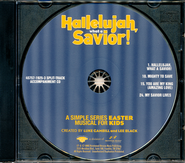 Hallelujah, What A Savior! (Split Track Accompaniment  CD)  -