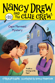 Nancy Drew and the Clue Crew #32 - eBook  -     By: Carolyn Keene