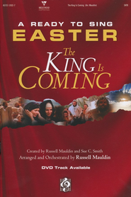 The King Is Coming: Easter Musical   -