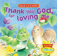 Thank You, God, For Loving Me - eBook  -     By: Max Lucado