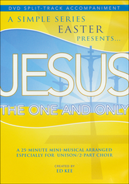 Jesus, the One and Only (DVD Split Track)   -