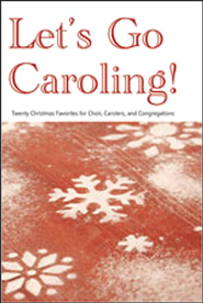 Let's Go Caroling!, Book  -
