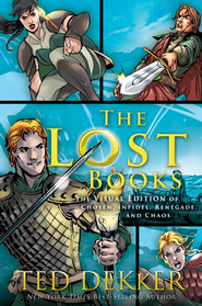 The Lost Books Visual Edition - eBook  -     By: Ted Dekker
