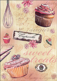 Life is Sweet Thank You Cards, Box of 12   -              By: Laura Hunter