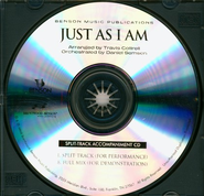 Just As I Am (Split Track Accompaniment CD)   -
