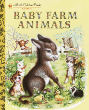 Baby Farm Animals - eBook  -     By: Garth Williams