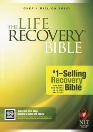 NLT Life Recovery Bible - eBook   -     Edited By: David Stoop, Stephen Arterburn