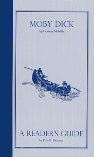 Moby Dick: A Reader's Guide   -     By: Herman Melville