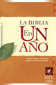 La Biblia NTV En Un Año, eLibro  (NTV One Year Bible, eBook)  -     By: Tyndale