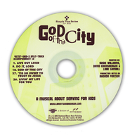 God of This City (Split Track Accompaniment CD)   -