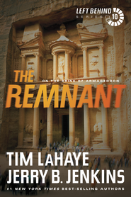 The Remnant: On the Brink of Armageddon - eBook   -     By: Tim LaHaye, Jerry B. Jenkins