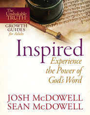 Inspired - Experience the Power of God's Word - eBook  -     By: Josh McDowell, Sean McDowell