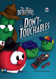 The Mess Detectives: The Don't-Touchables - eBook  -     By: Doug Peterson