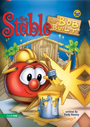 The Stable That Bob Built - eBook  -     By: Cindy Kenney