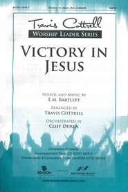 Victory In Jesus (Anthem)   -