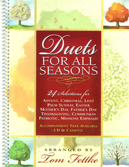 Duets for All Seasons   -